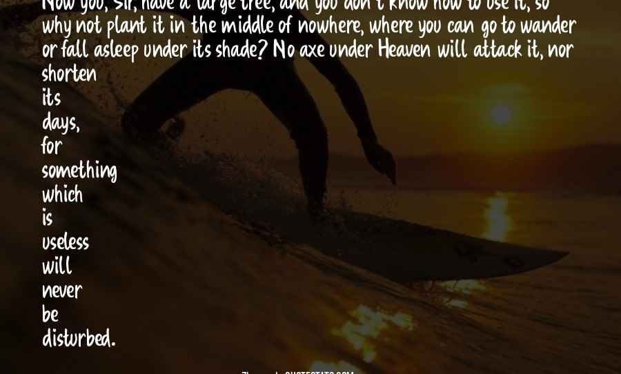 Where Is Heaven Quotes #613779