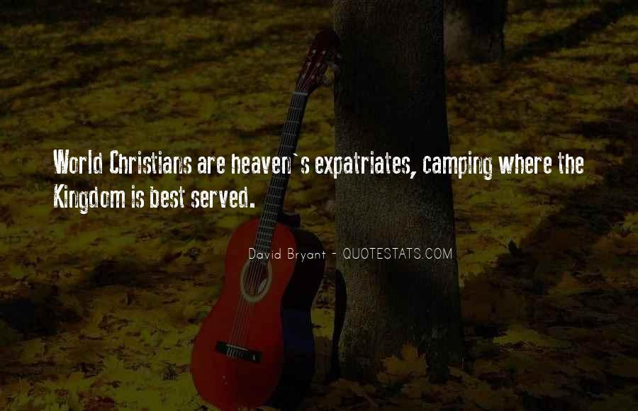 Where Is Heaven Quotes #615573