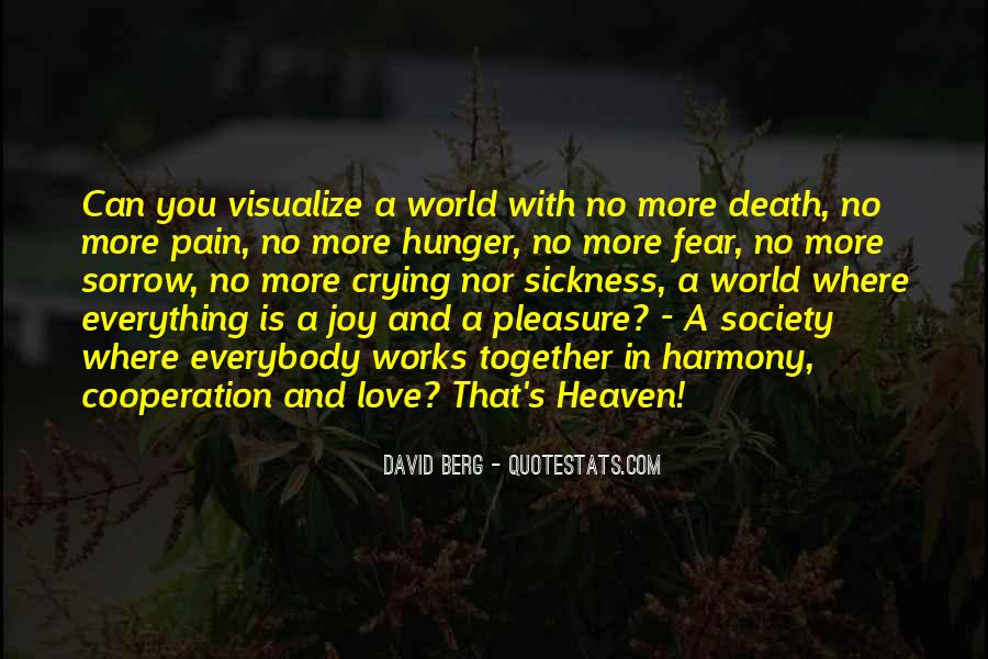 Where Is Heaven Quotes #902722
