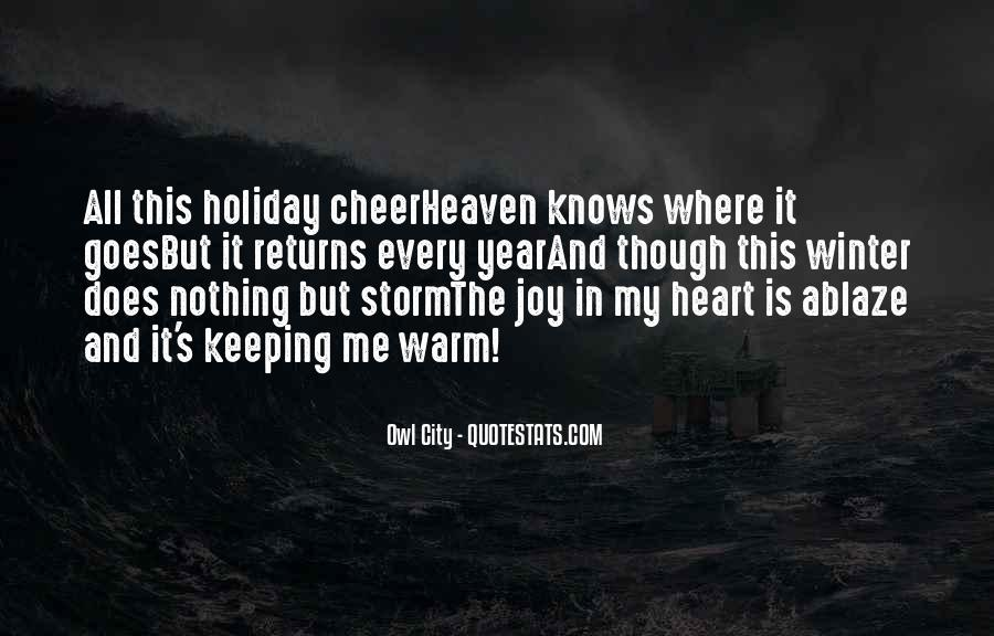 Where Is Heaven Quotes #929195