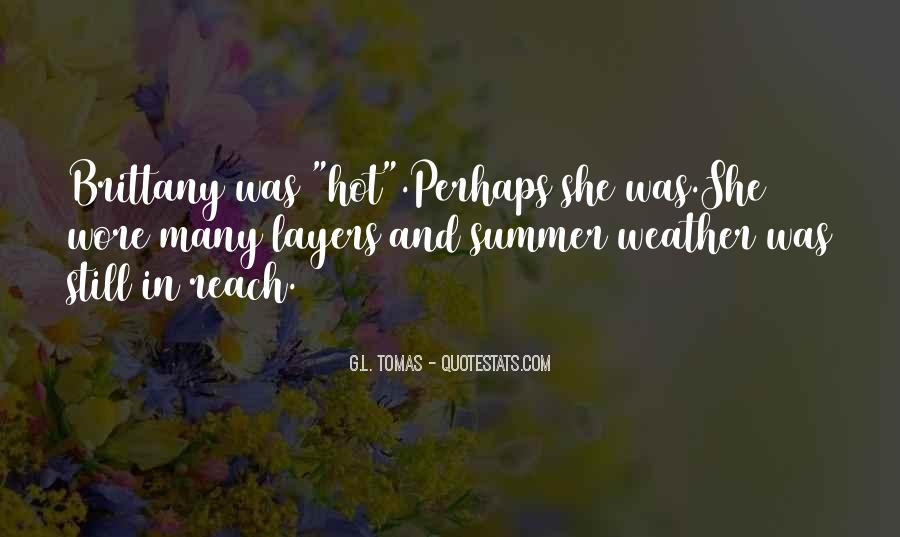 Where Is Summer Funny Quotes #501147