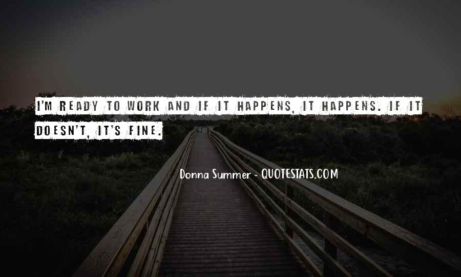 Where Is Summer Quotes #15576