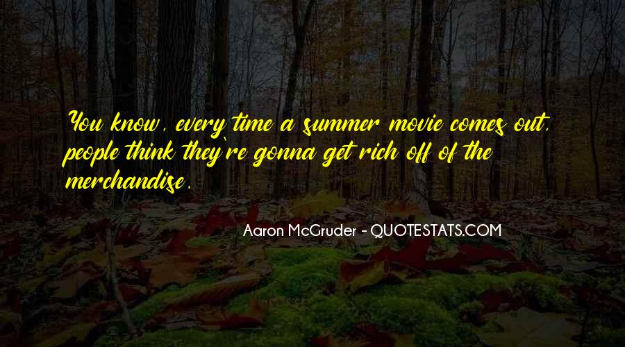 Where Is Summer Quotes #27541