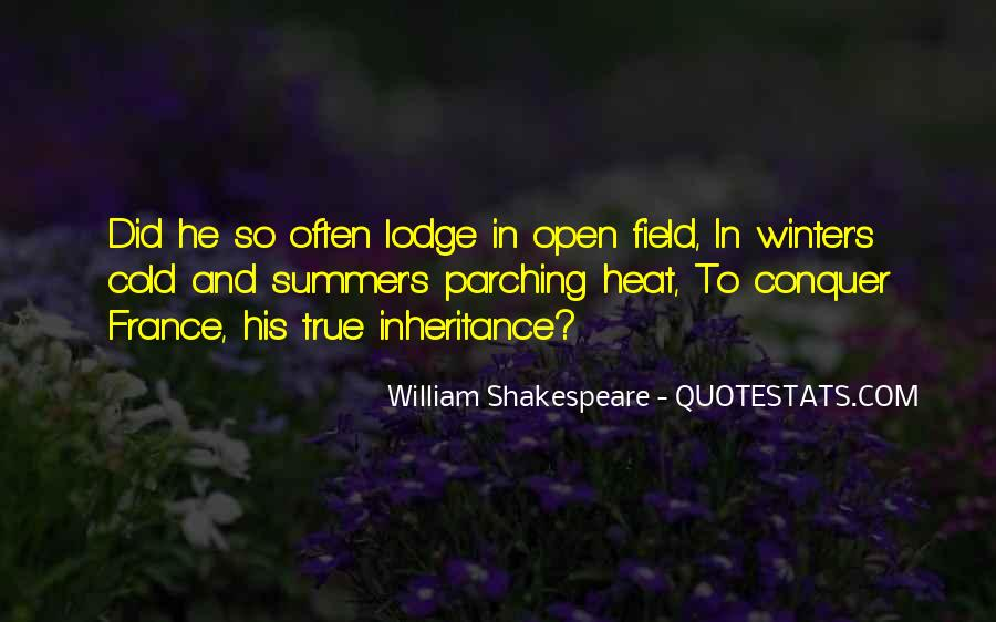 Where Is Summer Quotes #27687