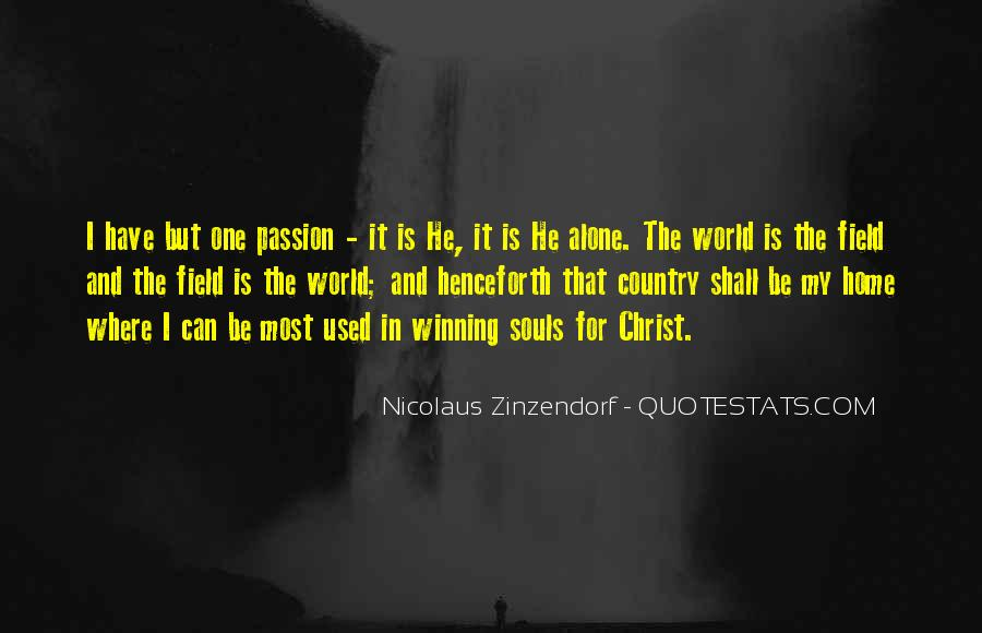 Where Is The Passion Quotes #13341