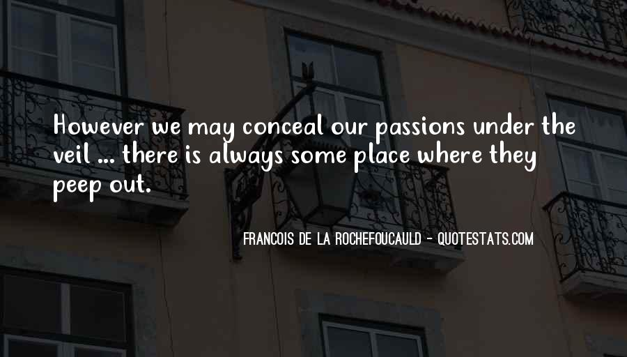Where Is The Passion Quotes #38942