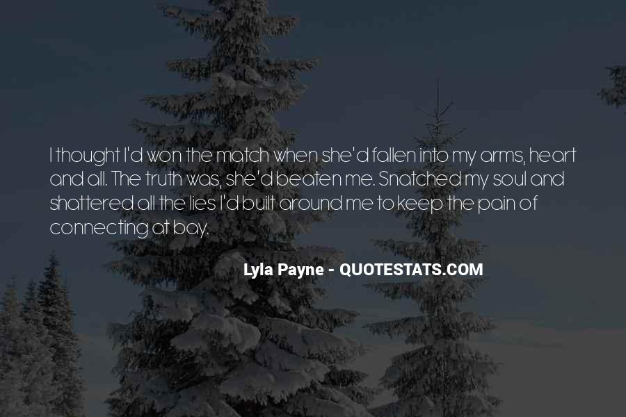 Where The Truth Lies Quotes #11844