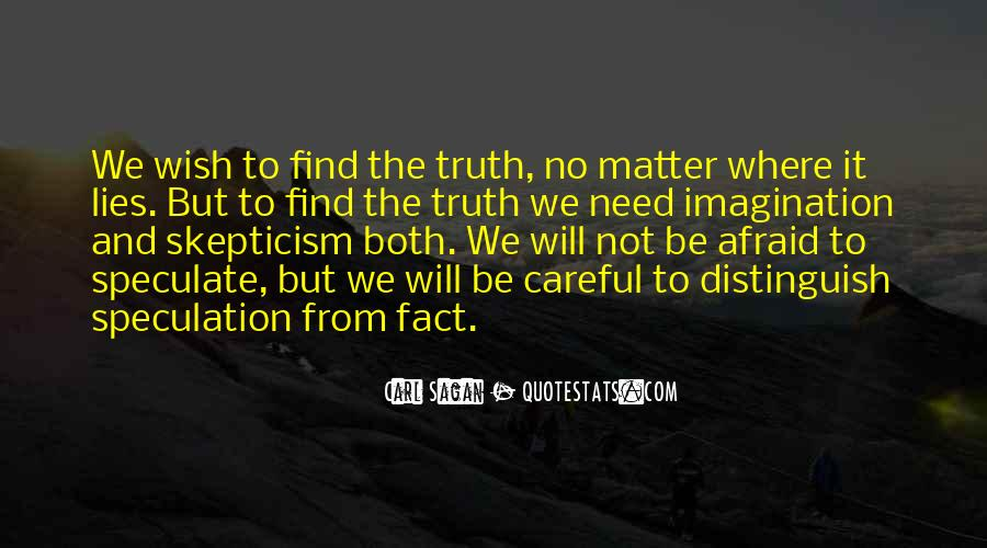 Where The Truth Lies Quotes #131407