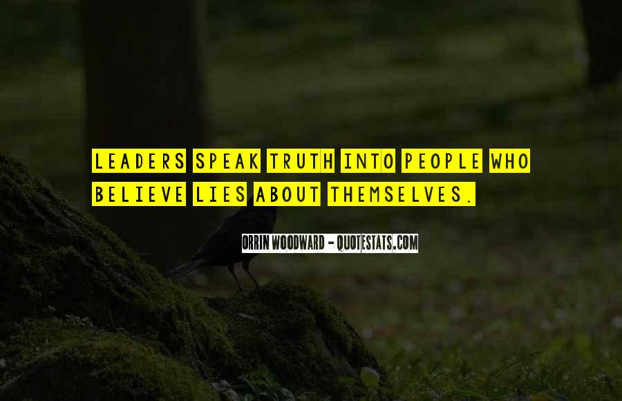 Where The Truth Lies Quotes #1845