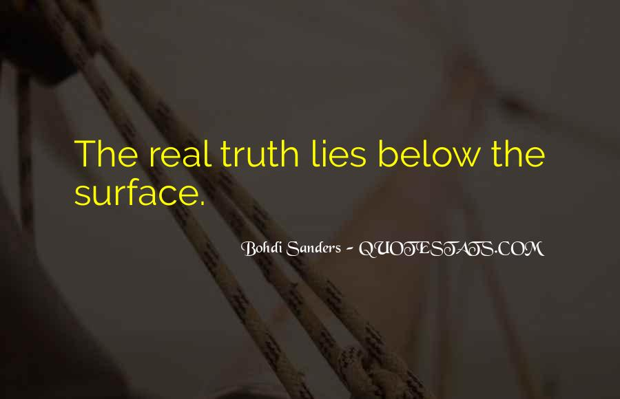 Where The Truth Lies Quotes #23987