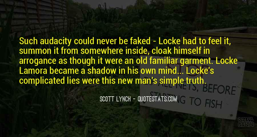 Where The Truth Lies Quotes #30347