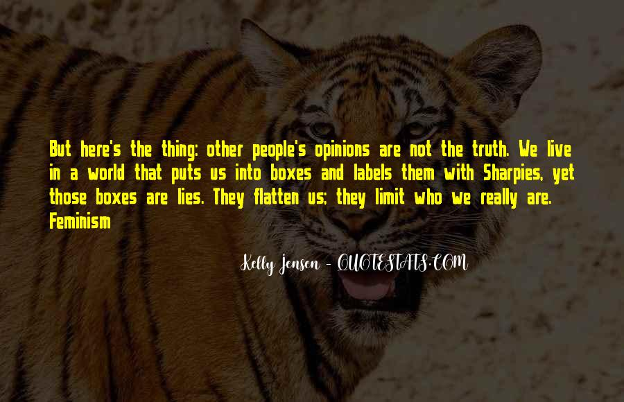 Where The Truth Lies Quotes #44185