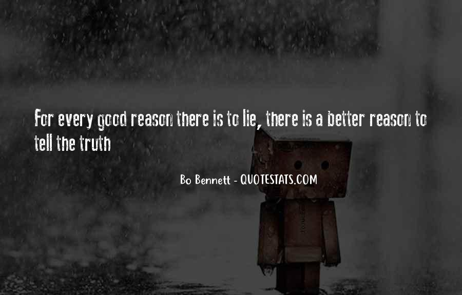 Where The Truth Lies Quotes #57992