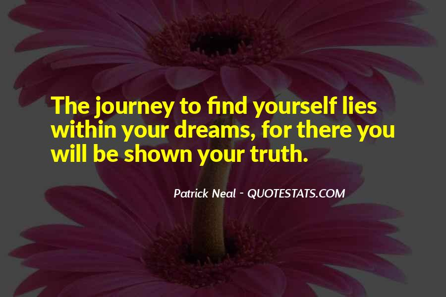 Where The Truth Lies Quotes #66429