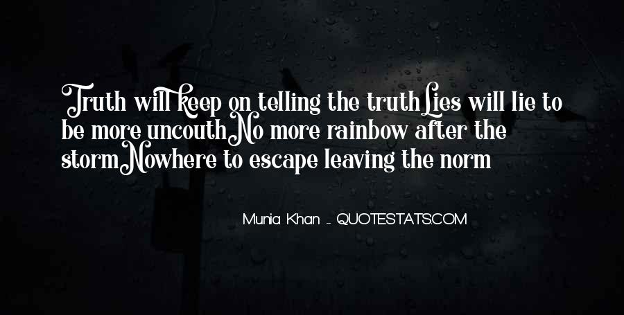 Where The Truth Lies Quotes #75040