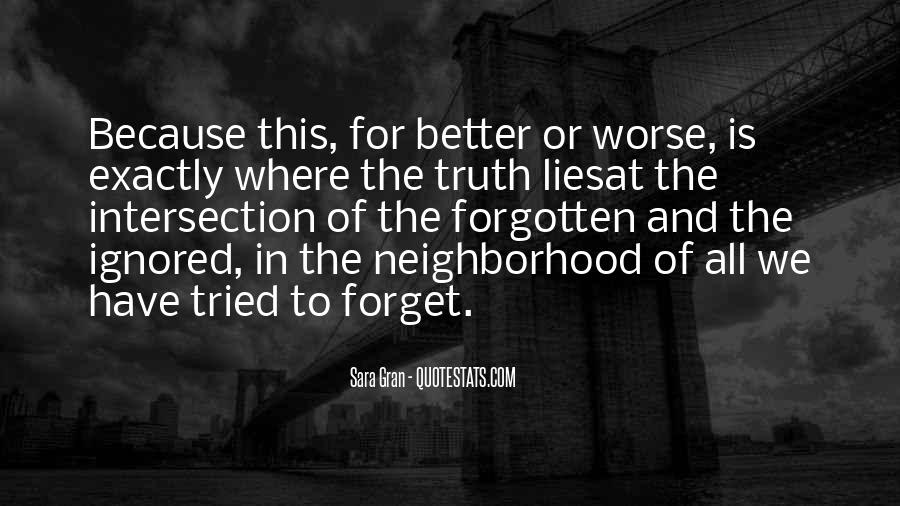 Where The Truth Lies Quotes #753210