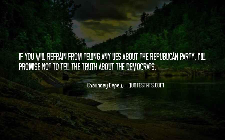 Where The Truth Lies Quotes #81326