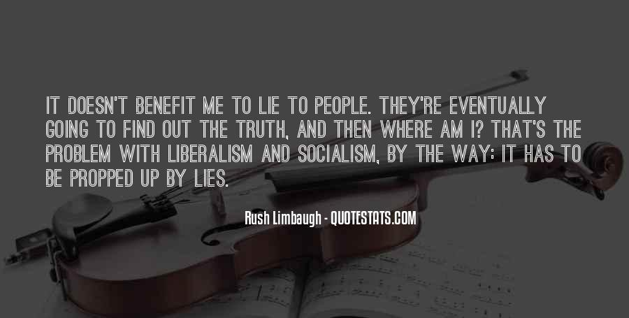 Where The Truth Lies Quotes #959992