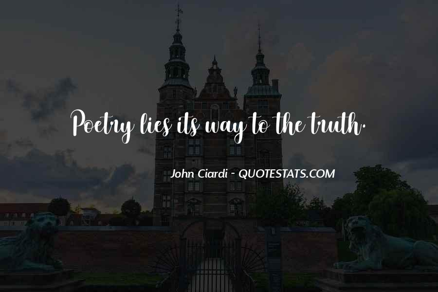 Where The Truth Lies Quotes #980
