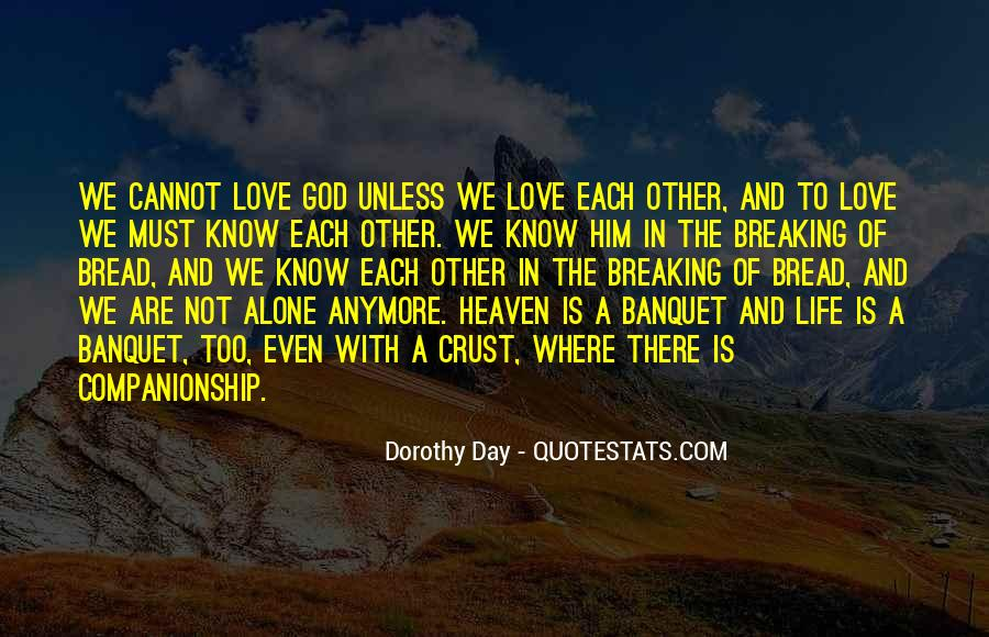 Where There Is Love There Is God Quotes #1867713