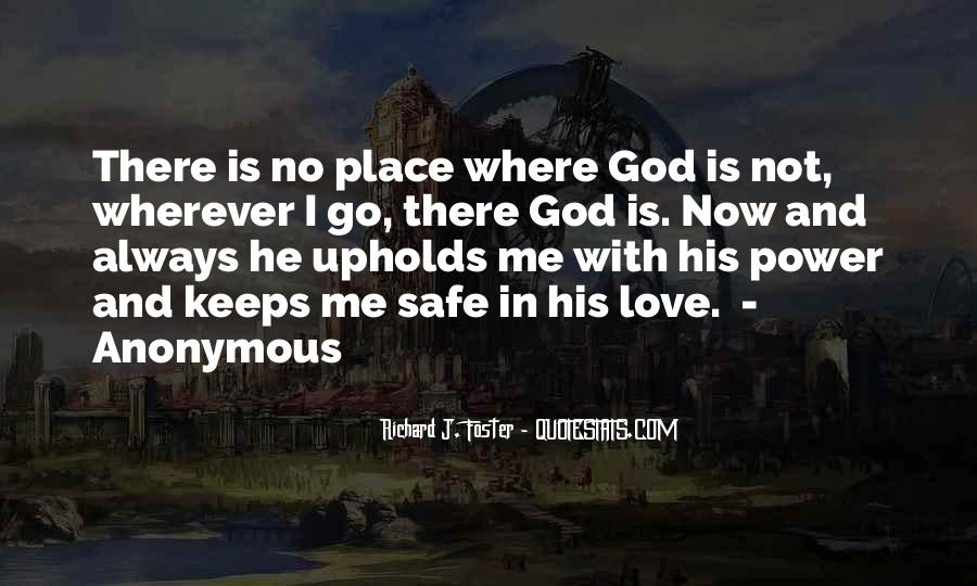 Where There Is Love There Is God Quotes #219484