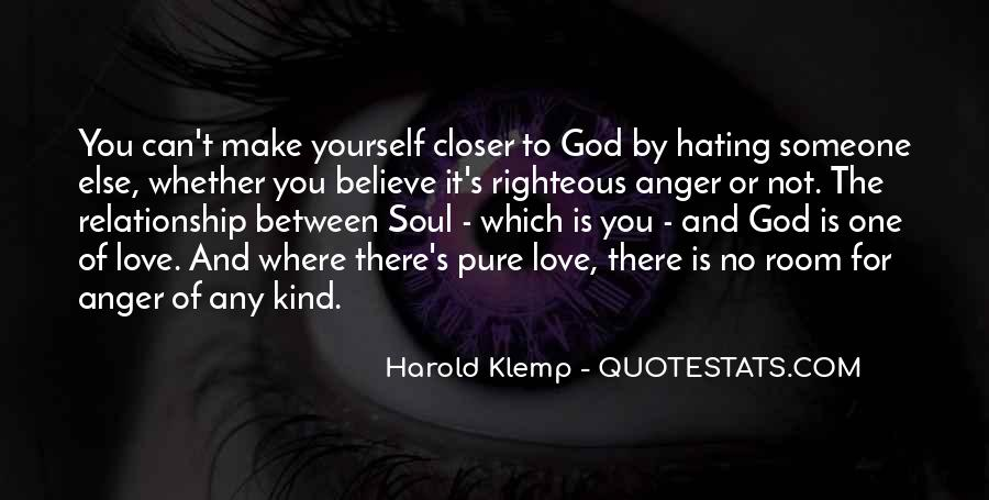 Where There Is Love There Is God Quotes #285880