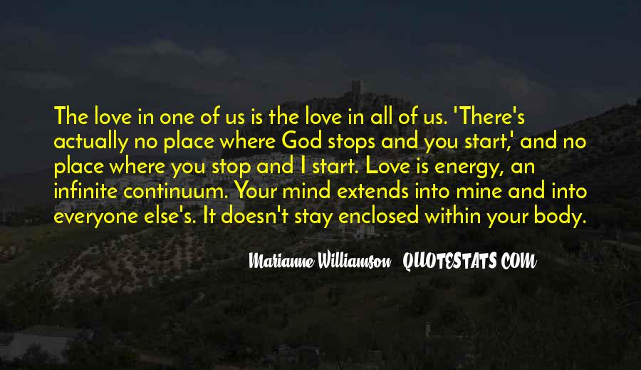 Where There Is Love There Is God Quotes #608523