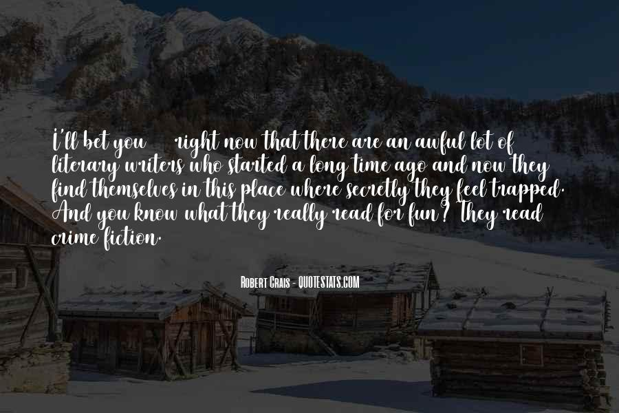 Where You Are Right Now Quotes #1042299