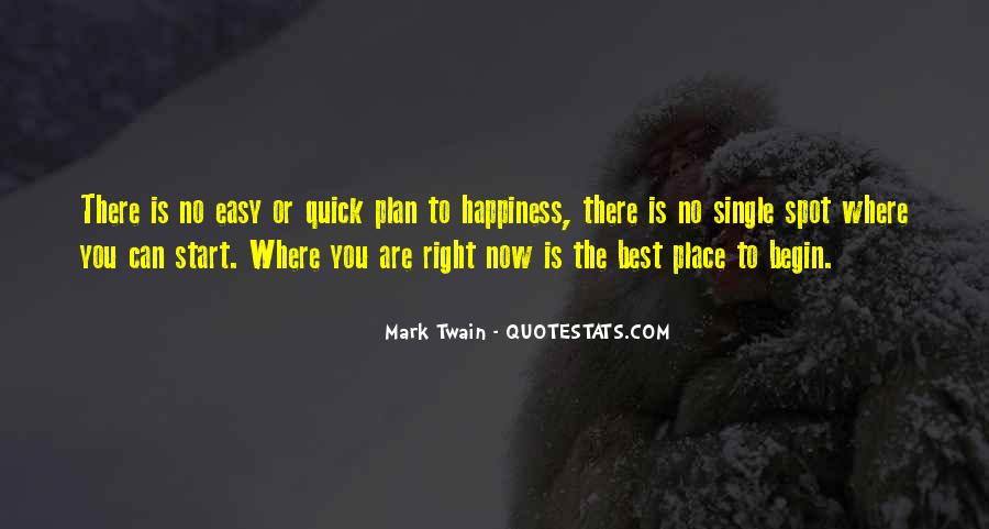 Where You Are Right Now Quotes #1088838