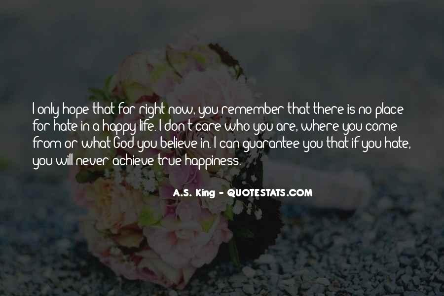 Where You Are Right Now Quotes #1753969
