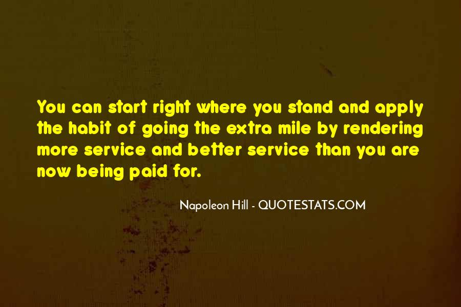 Where You Are Right Now Quotes #320426