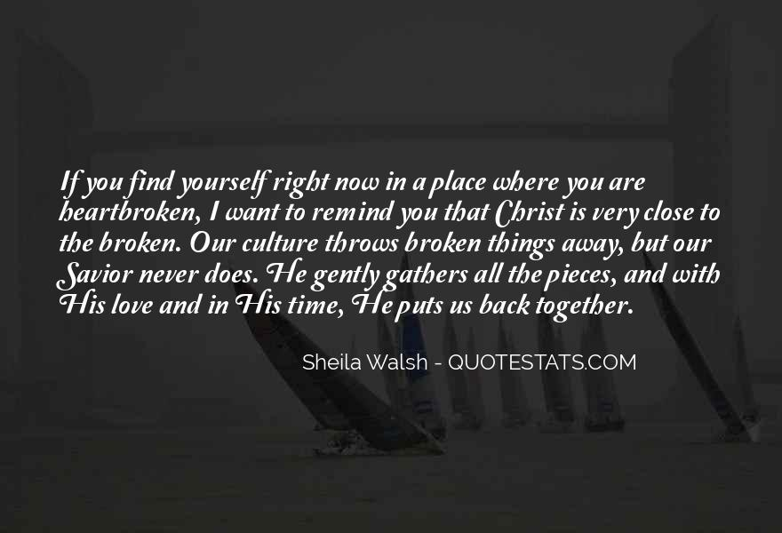 Where You Are Right Now Quotes #462841