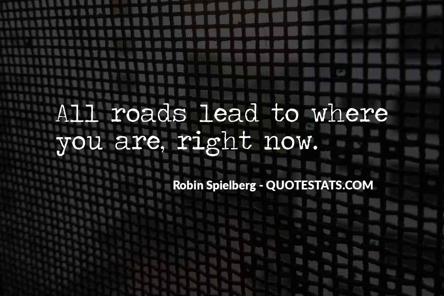 Where You Are Right Now Quotes #551363
