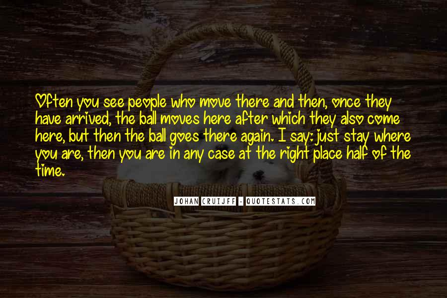 Which Are You Quotes #16049