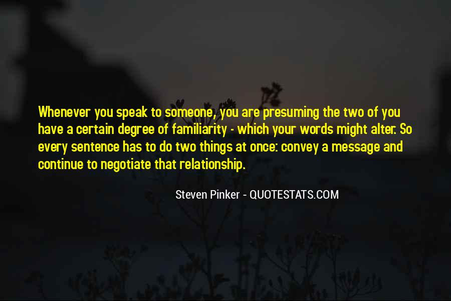 Which Are You Quotes #31603