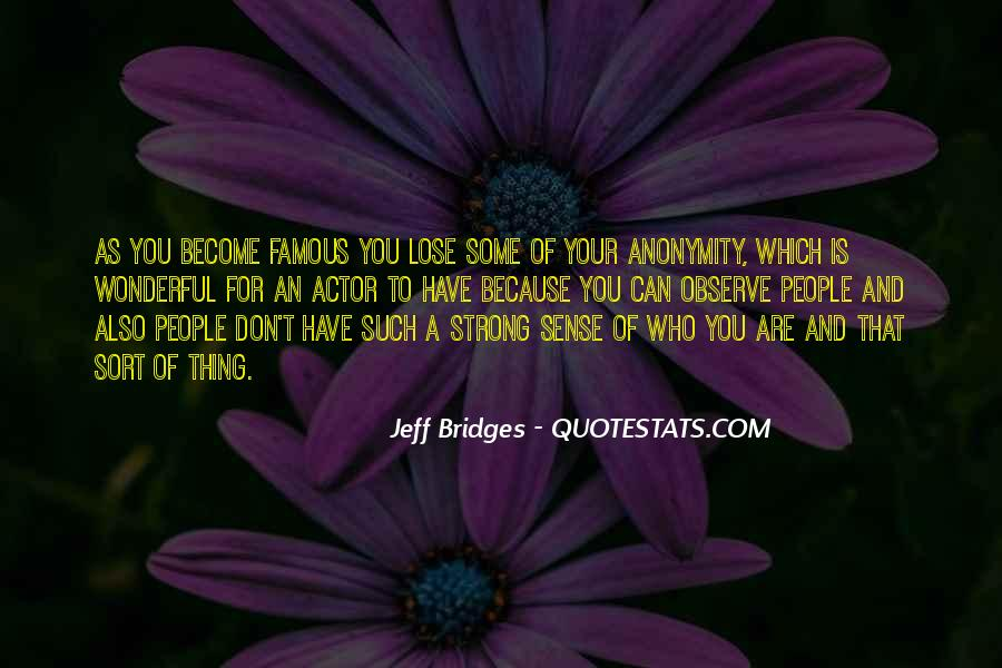 Which Are You Quotes #50039