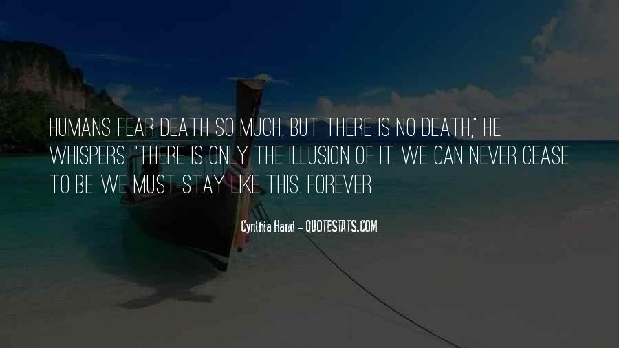 Quotes About There Is No Forever #1134022