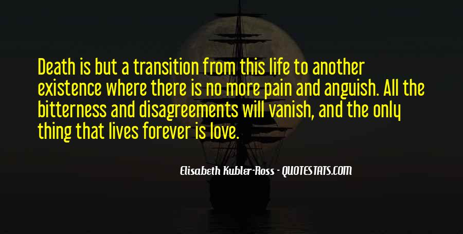 Quotes About There Is No Forever #116701