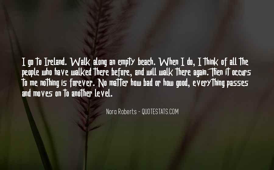 Quotes About There Is No Forever #1282400