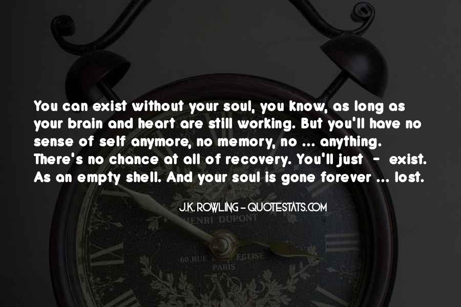 Quotes About There Is No Forever #134036