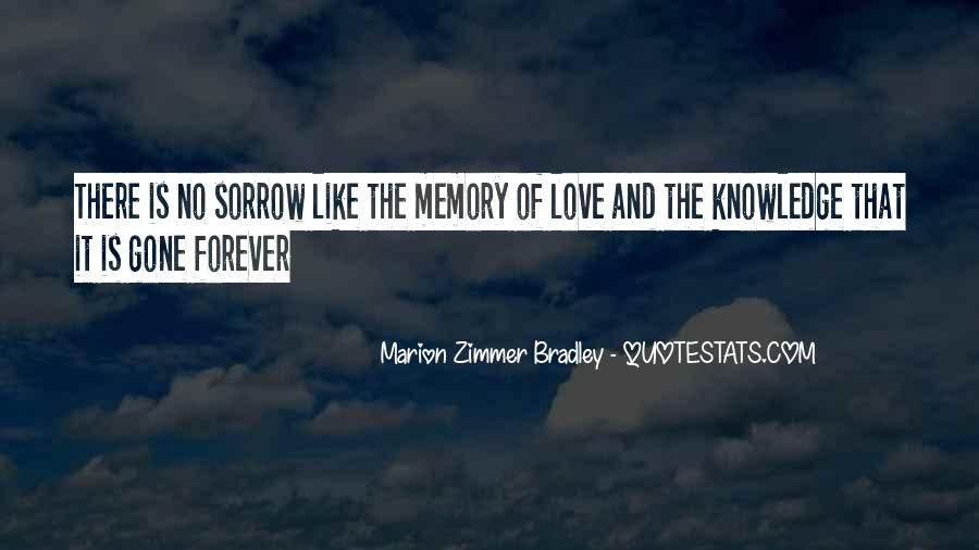 Quotes About There Is No Forever #1693410