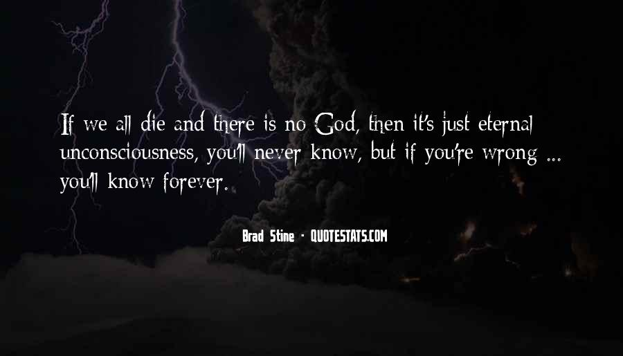 Quotes About There Is No Forever #556860