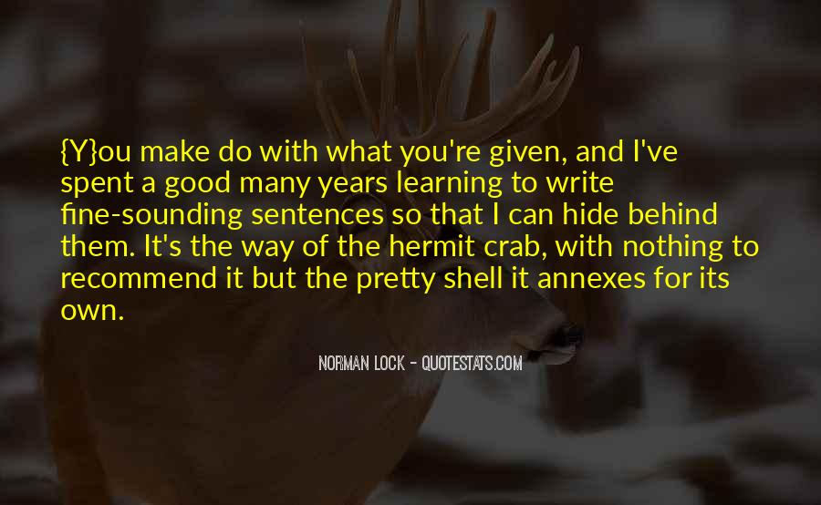 Quotes About Huck #596744