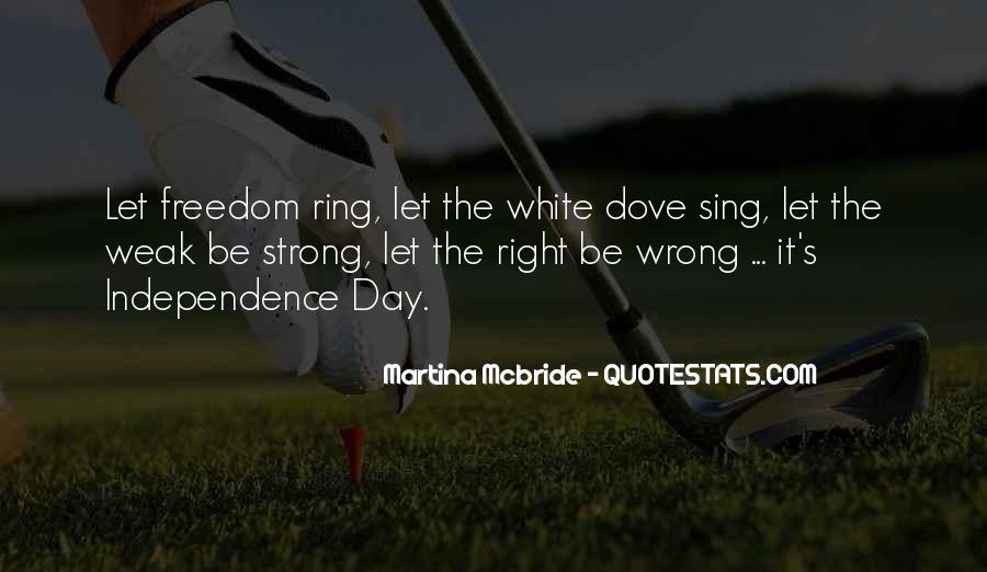 White Dove Quotes #888529