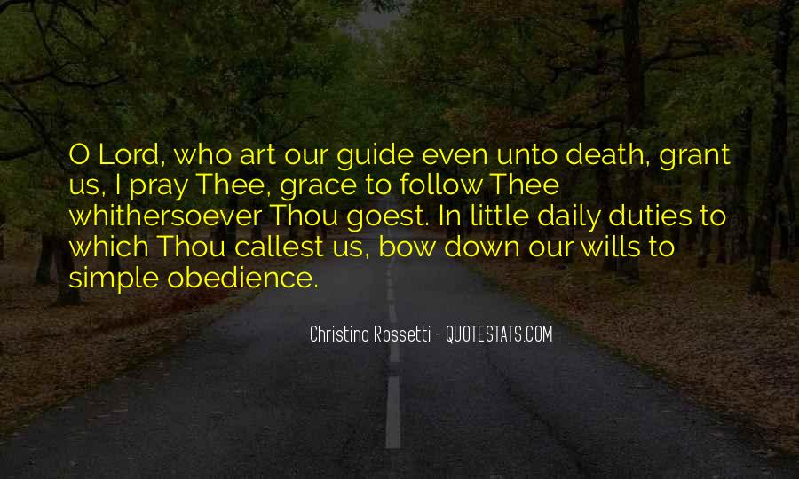 Whither Thou Goest Quotes #122679