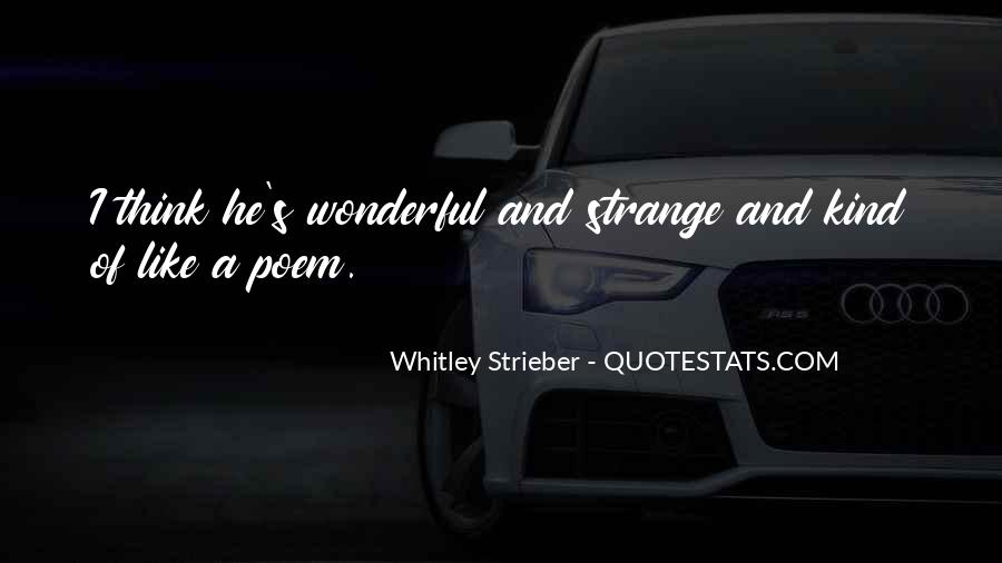 Whitley Quotes #1037593