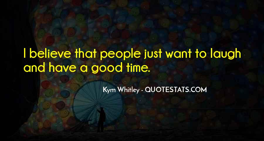 Whitley Quotes #1082038