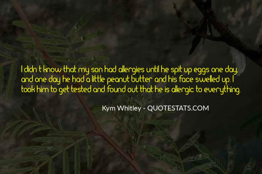 Whitley Quotes #1216134