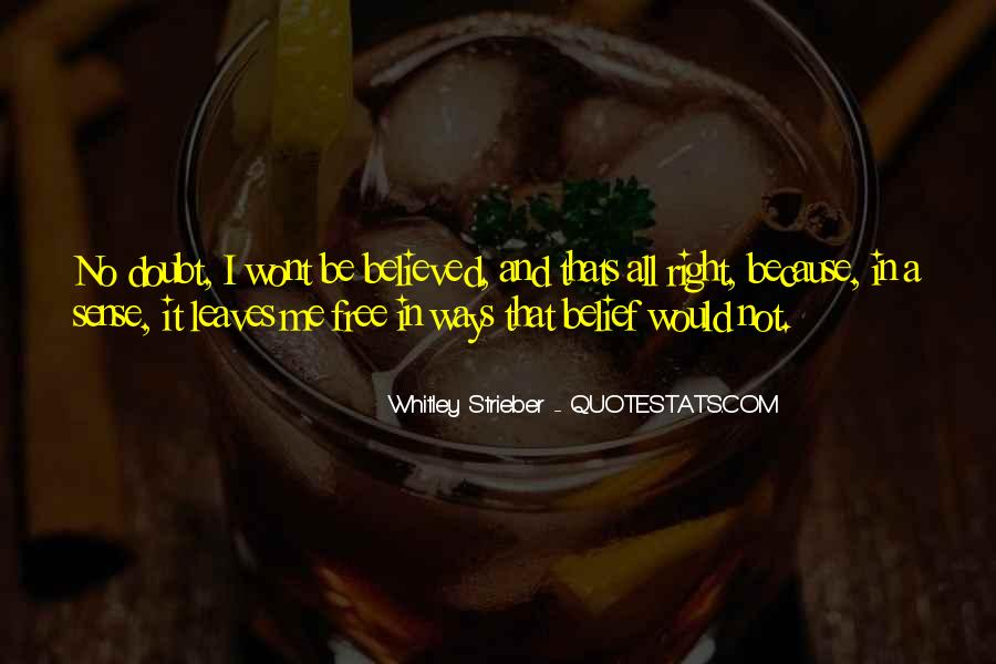 Whitley Quotes #1288242