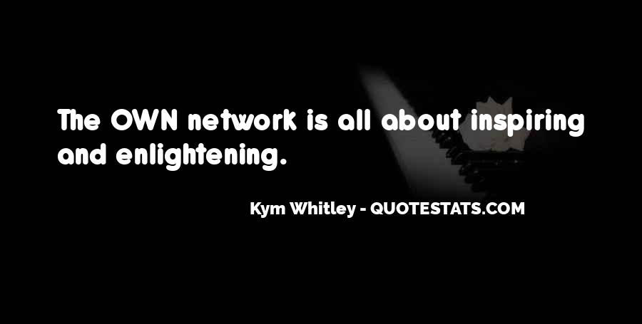 Whitley Quotes #1526313
